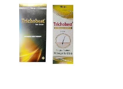 Trichobest Hair Serum 100ml and Trichobest Scalp Oil 100ml
