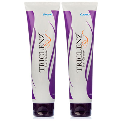 Triclenz Hair Cleanser 150 ml pack of 2