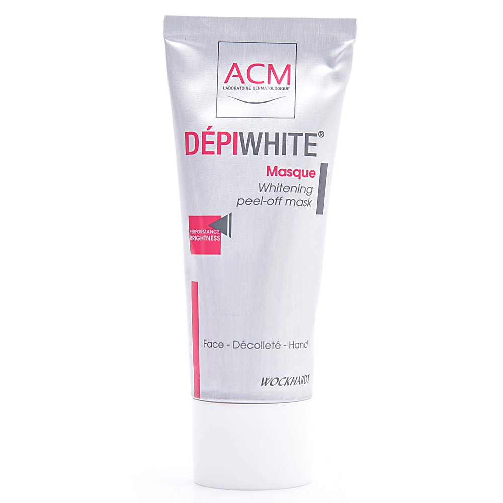 DEPIWHITE masque whitening peel off mask