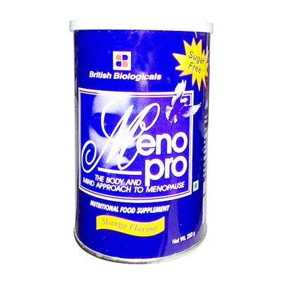 Menopro Mango Flavour 200 gm