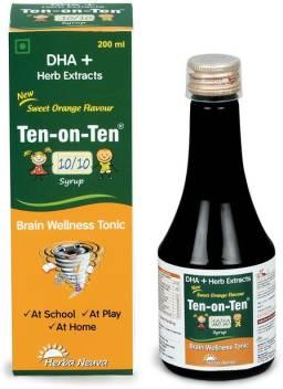 Ten on Ten Brain Wellness Tonic 200ml