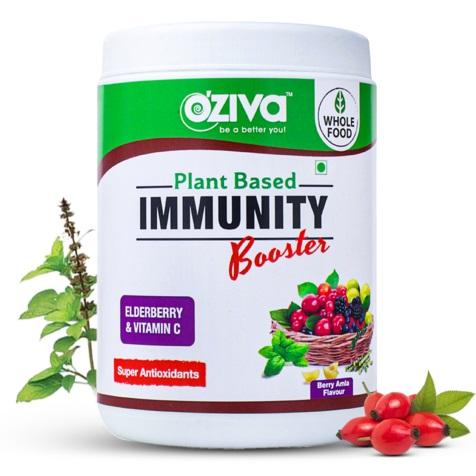 OZiva Plant Based Immunity Booster  250g