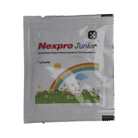 Nexpro Junior 1G Sachet (10 Sachet)