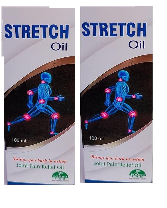 STRETCH OIL Pack Of 2 100ml