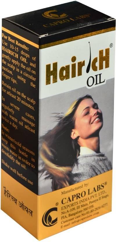 HairicH OIL
