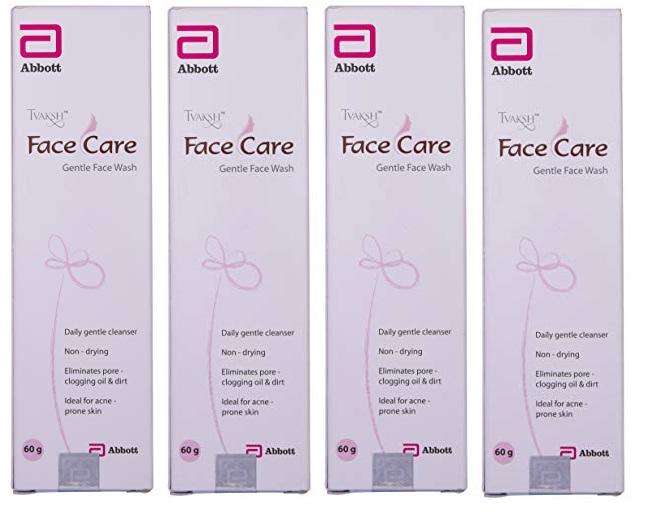 Tvaksh Face Care 60g Pack Of 4