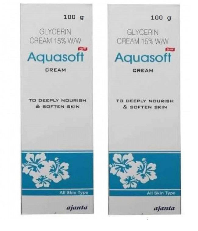 Aquasoft Cream 100g Pack Of 2