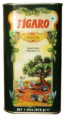Figaro Olive Oil Tin  (1 L)