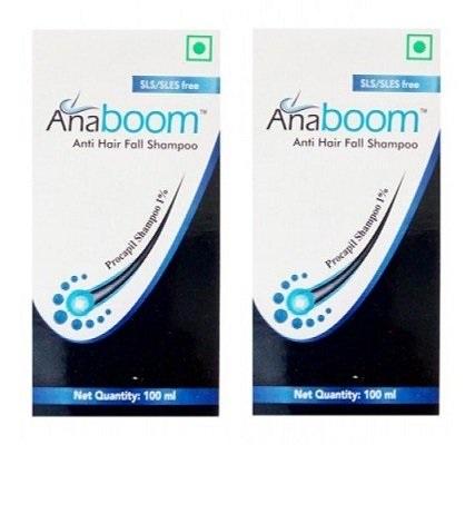 Anaboom anti hair fall shampoo Pack Of 2