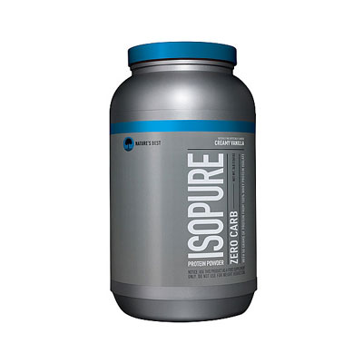 Isopure Low carb Dutch Chocolate 3Lb