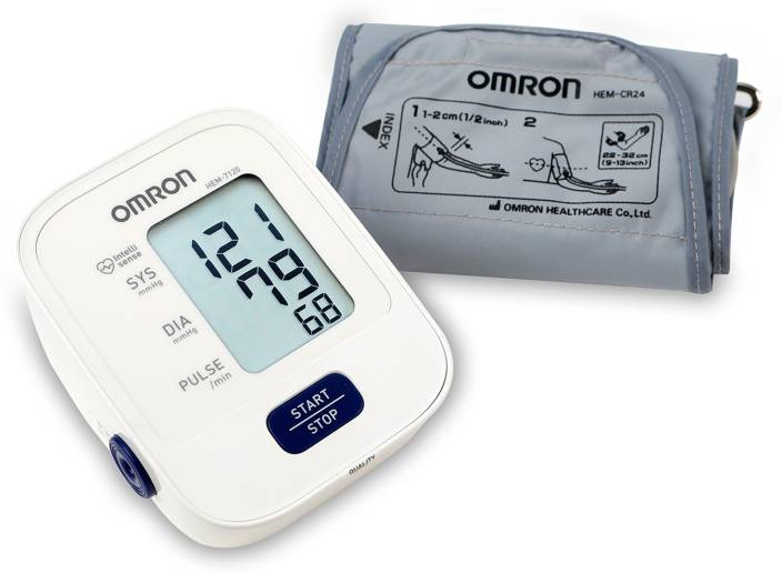OMRON BP MONITOR HEM7120  New Price