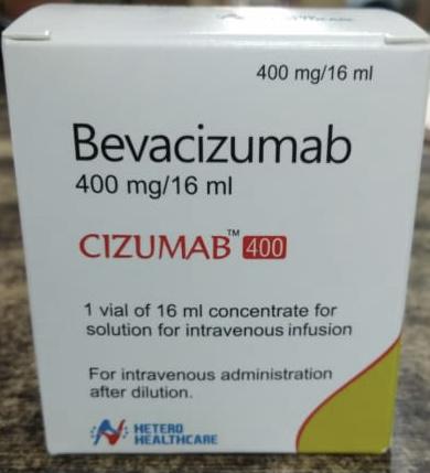 Hetero Bevacizumab Injection
