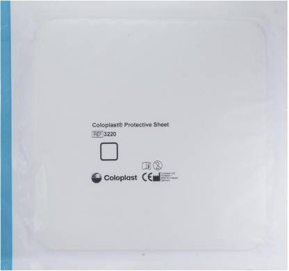 Coloplast Protective Sheet 3220 (20x20 cm)- Pack of 5
