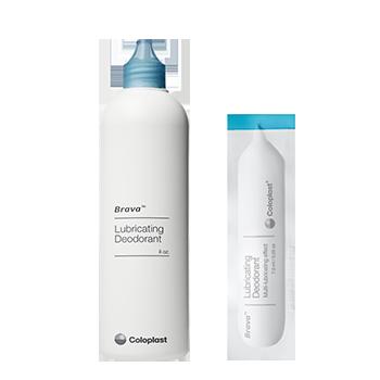Brava® Lubricating Deodorant