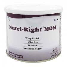 NutriRight-Mom Vanilla  200g