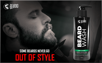 Beardo The Classic Wash