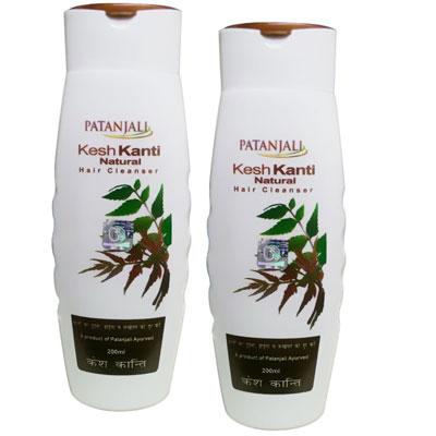 Kesh Kanti Natural Hair Cleanser Pack Of 2