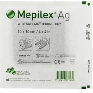 MEPILEX Ag 10 10cm 287110