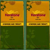 Dabur keratone oil 100ml pack of2