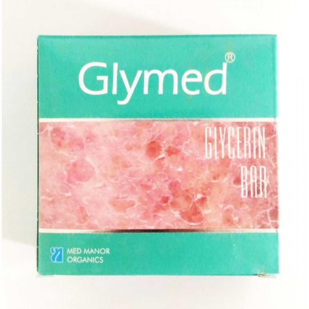 GLYMED GLYCERIN BAR 75G pack of 4