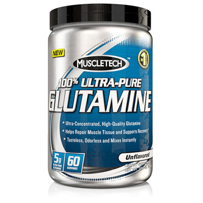 MuscleTech Glutamine Ultra Pure 3...