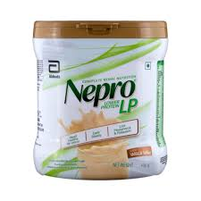 Nepro LP Powder  Vanilla Flaour 400gm Pet Jar