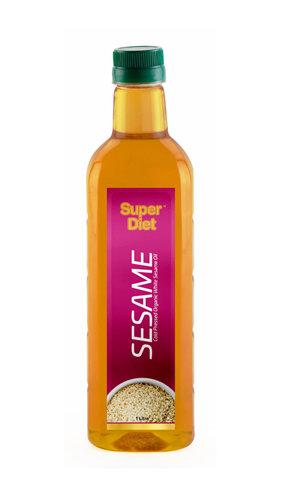Super Diet White Sesame Oil (1000ml)