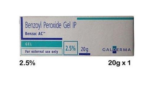 Benzac AC gel IP 20g PACK OF 2