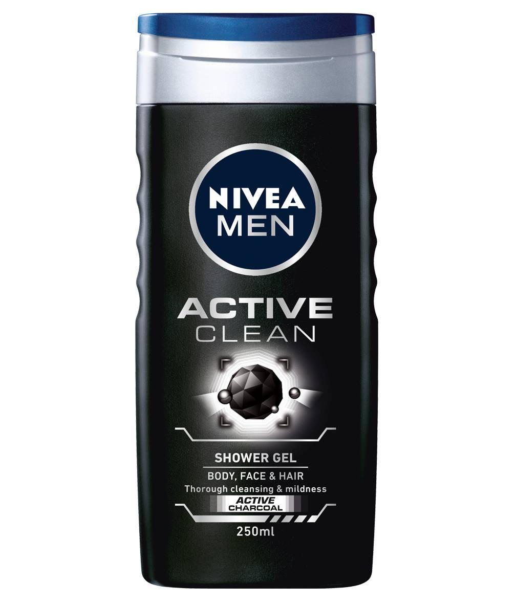 ACTIVE CLEAN SHOWER GEL shower care