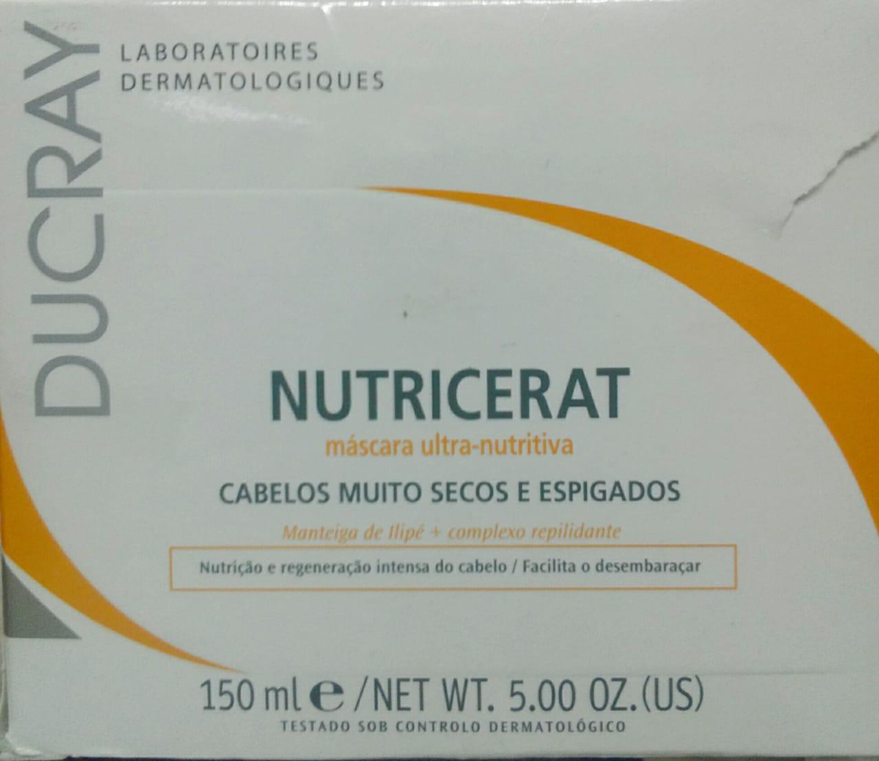 NUTRICERAT 150ml cabelos muito secos e e espigados