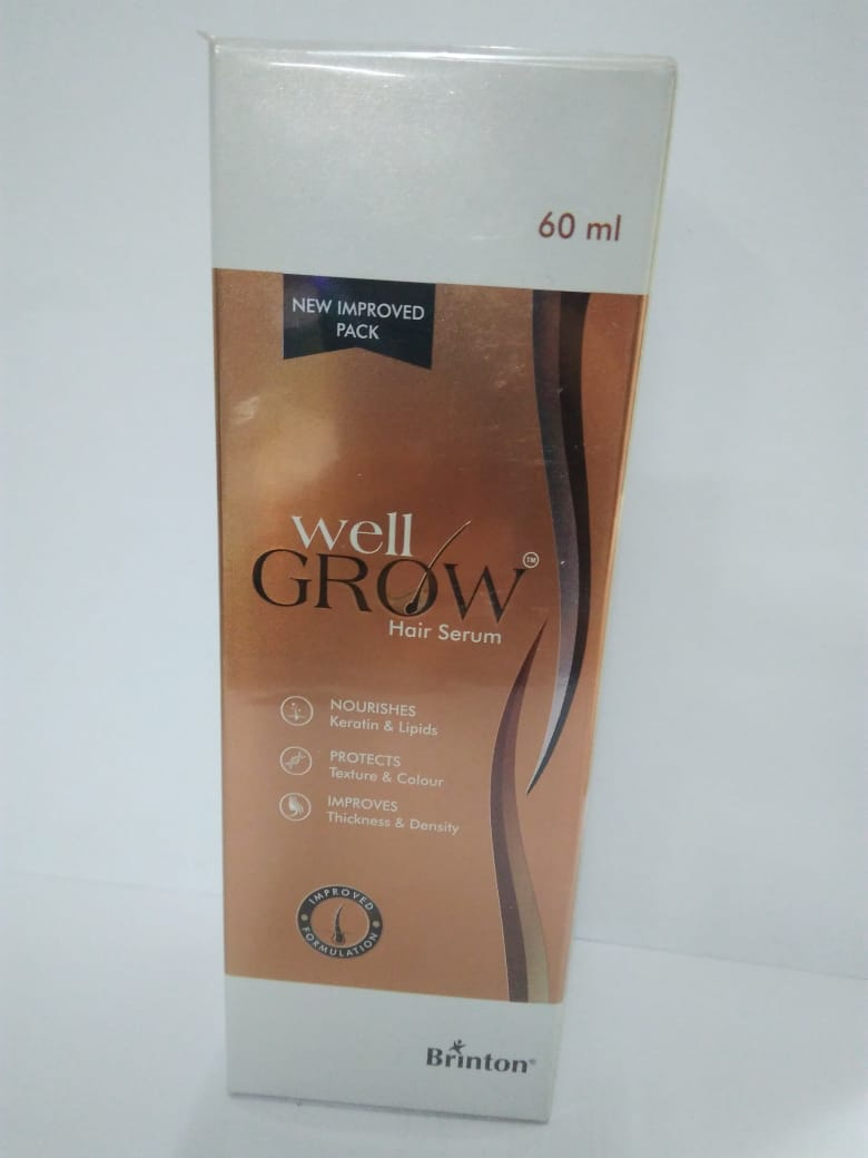 Well Grow Anti Hair Loss Serum 60 ml