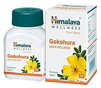 Gokshura 60 tablets pack of 2