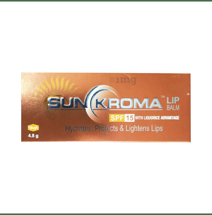Sunkroma lip Balm SPF 15 5g