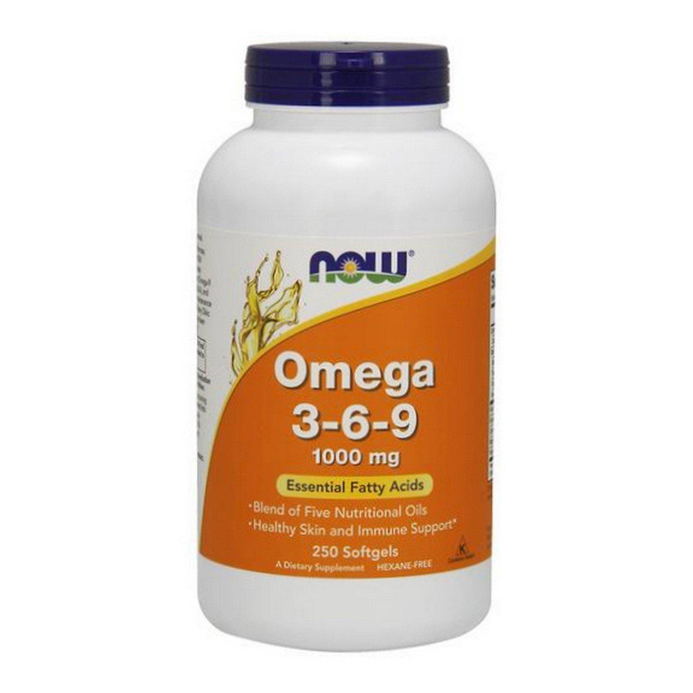 Now Foods Omega 369 Softgels 1000mg  250 Softgels