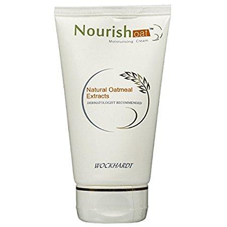 Wockhardt Nourish Oat Moisturising Cream 50 gm