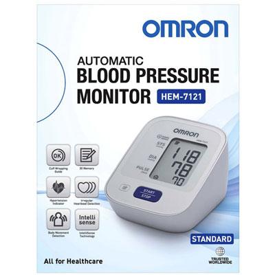 Omron BP Monitor HEM 7121