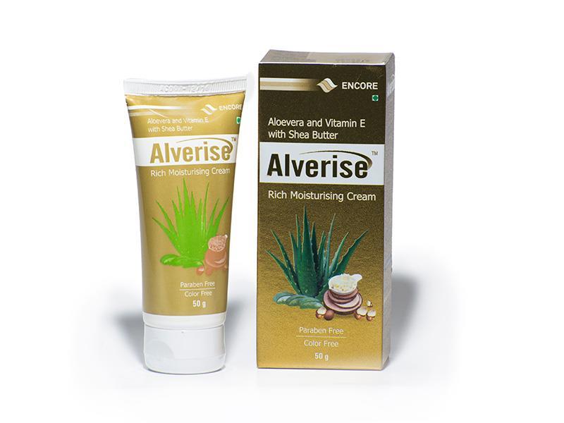 Alverise Cream 50G pack of 2