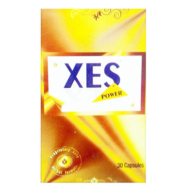 Xes Power 10 Caps