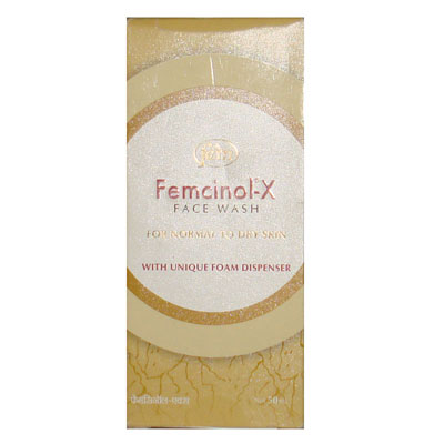 Femcinol x Face Wash 50 ml