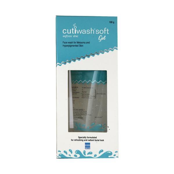 cutiwash soft gel 100g
