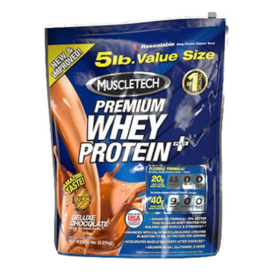 Muscletech Premium Whey Protein P...