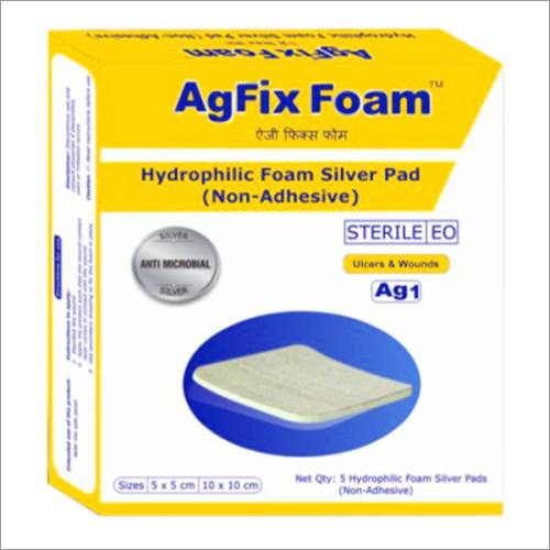 Ag Fix Foam Non Adhesive Ag1 4140 005 10x10 pack of 5