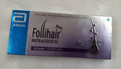 Follihair New (2x15N) 30 Tablets