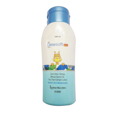 Dewsoft  Nutrient Rich Moisturizer for Kids 100ml