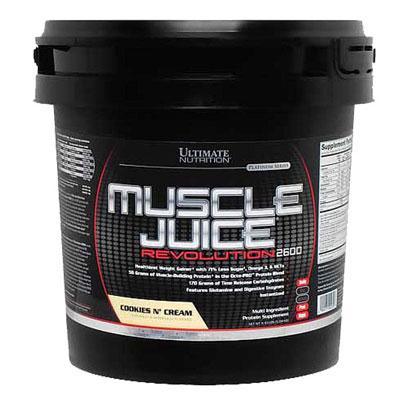 UN Muscle Juice Cookies N Cream 5040gm