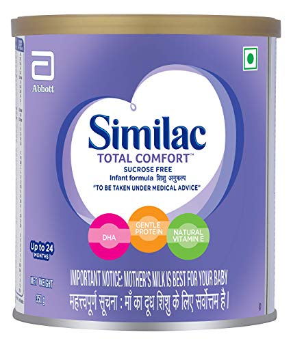 Similac Total Comfort Infant Formula 350 g by Similac