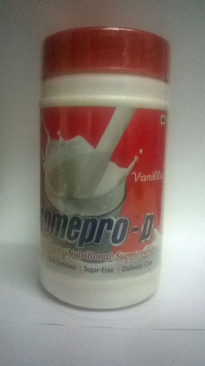 Promepro D Chocolate Protein 200g...