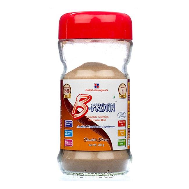 B PROTIN chocolate flavour 200g