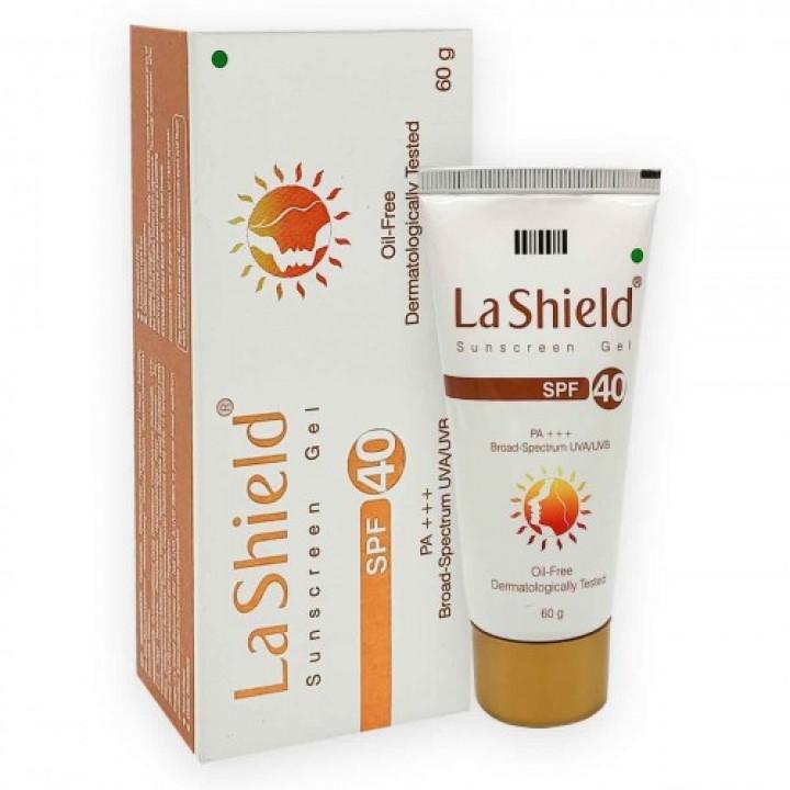 Lashield sunscreen gel spf 40 pa 60g