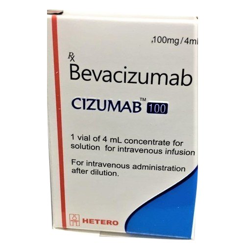 Bevacizumab Injection, 4 Ml 100mg